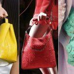 Модные женские сумки сезона весна-лето 2017
