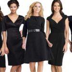 Секреты выбора «маленького черного платья»