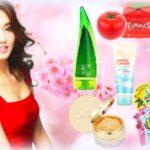 Интересные компоненты корейской косметики