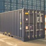 Преимущества морских контейнеров